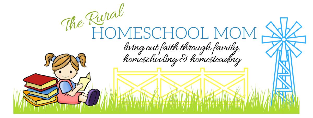 The Rural Homeschool Mom